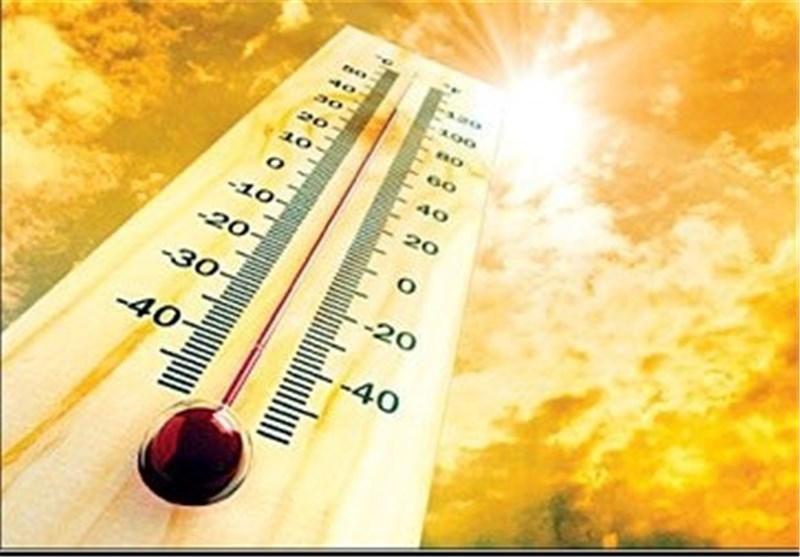ثبت دمای بالای ۵۰ درجه در ۸ شهر خوزستان