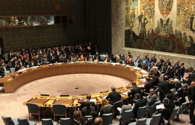 شورای امنیت نخستین قطعنامه را برای آتش بس یمن تصویب کرد