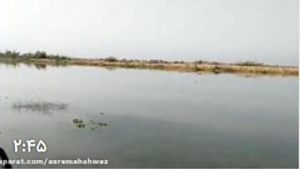 گزارش میدانی از روستاهای واقع در محاصره سیلاب رودخانه دز – ۱