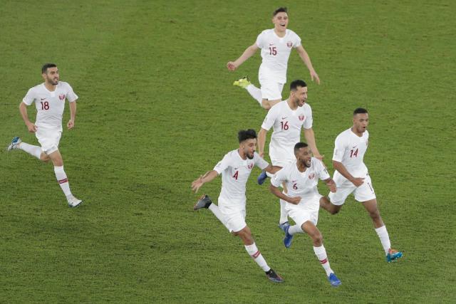 قطر با حذف کره جنوبی به نیمه نهایی جام ملت ها رسید