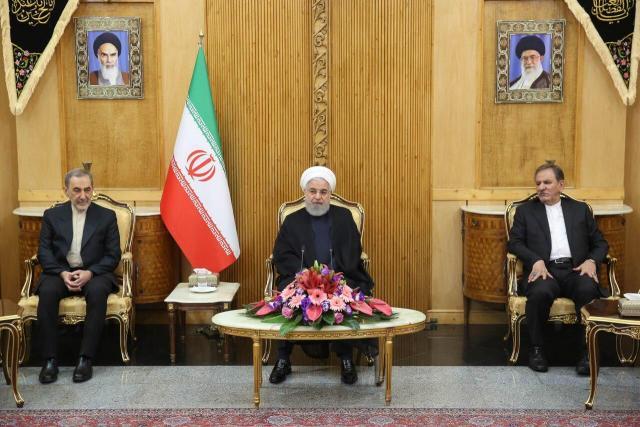 روحانی: طرح ابتکار صلح هرمز به دنبال صلح بلندمدت در منطقه است