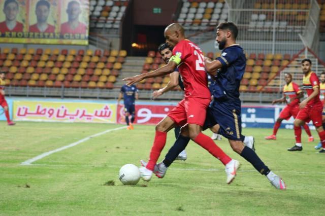 تیم فوتبال فولاد خوزستان برابر گل گهر به برتری رسید