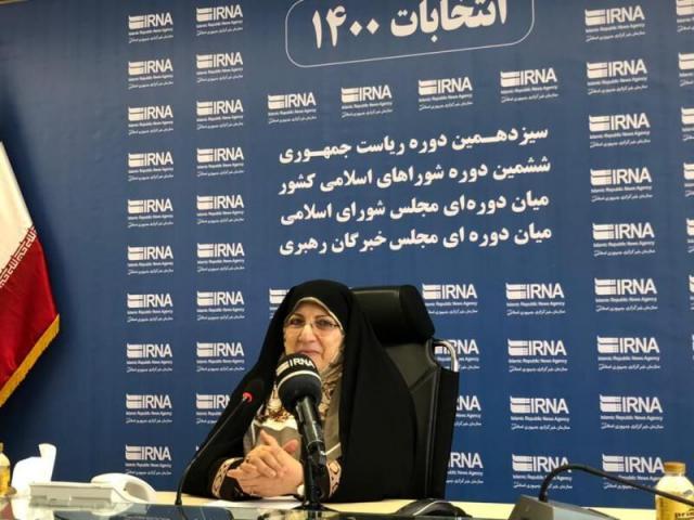 زهرا شجاعی: سیاستمداران بد توسط کسانی که رای نمیدهند انتخاب میشوند