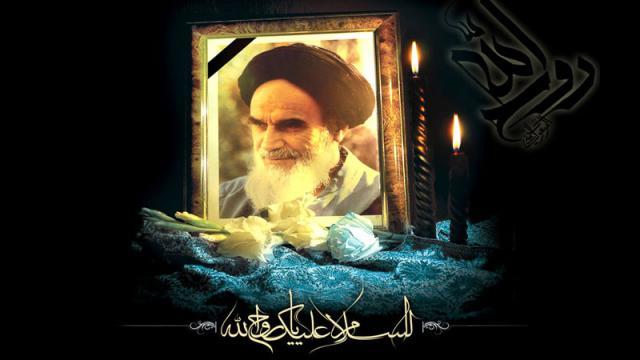 سالگرد رحلت بنیانگذار جمهوری اسلامی ، حکیم دوران امام خمینی (ره) گرامی باد