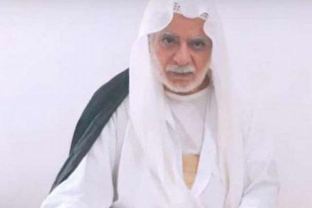 العلامه آیه الله الشیخ عبد الرسول الکرمی فی ذمه الله