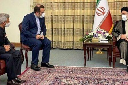 رئیس جمهور منتخب: تعاملات گسترده اقتصادی و امنیت جمعی؛ اولویت های روابط ایران و هند
