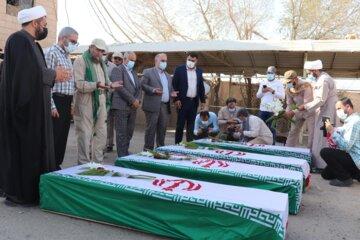 سردار باقرزاده : تفحص پیکرهای شهدا در خاک عراق ادامه دارد