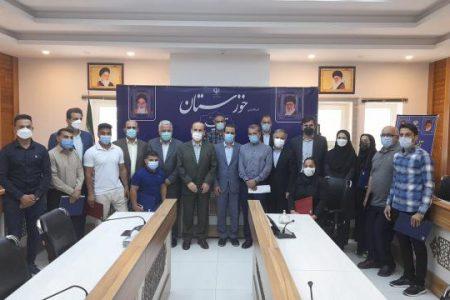 ورزشکاران المپیکی و پاراالمپیکی خوزستان نیاز به حمایت بیشتر دارند