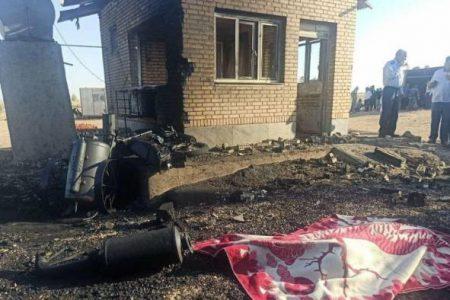 ۳ کشته و ۴ زخمی در انفجار خط انتقال گاز شوش  – عین خوش