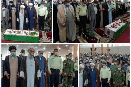 آیت الله فرحانی : خوزستان تشنه عدالت است ، بسیاری از مسئولان در جریان چالش های امروز استان بودند