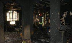 آتش سوزی در یک واحد مسکونی در کوی فرهنگیان اهواز ۲ کشته و مصدوم برجای گذاشت