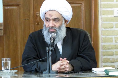استمداد آیت الله فرحانی از شورای عالی امنیت ملی برای چالش های آبی خوزستان