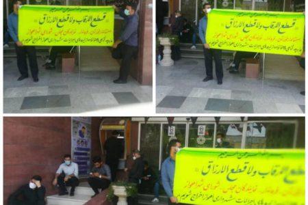 بلاتکلیفی ۷۵ کارگر اجرائیات شهرداری اهواز ؛ حقوق معوقه ، قرارداد امضا نشده است
