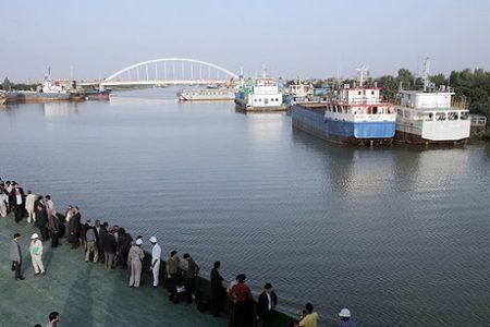 برقراری مجدد خط مسافری دریایی خرمشهر – کویت