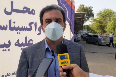 تداوم روند صعودی کرونا در خوزستان ؛ بستری ۲۴۰۰ بیمار