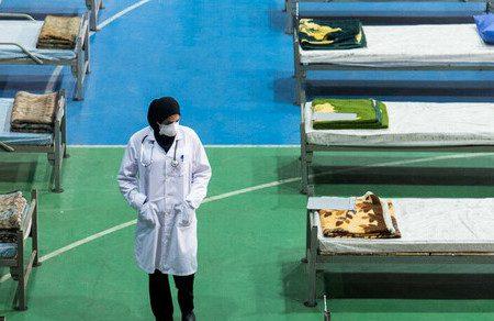 تجهیز مصلای آبادان و ورزشگاه آزادی خرمشهر برای بستری بیماران کرونا