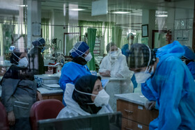 افزایش ۷۷ درصدی مرگ و میر کرونا در خوزستان