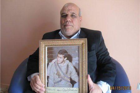 یادداشت دکتر عباس حیصمی در رثای رزمنده ۸ سال دفاع مقدس زنده یاد حاج اسکندر آرامی