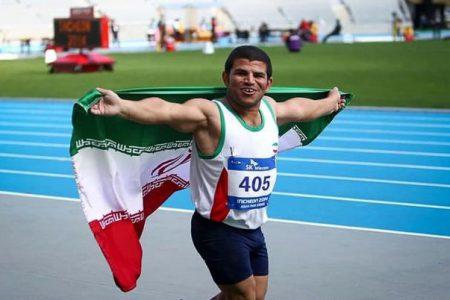 افتخار آفرینی فرزندان مناطق محروم اهواز ؛ صادق بیت سیاح به مدال نقره پارالمپیک توکیو رسید