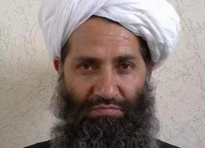 عنوان رهبر طالبان در دولت جدید