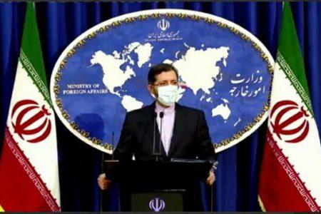 """تذکر جدی ایران در مورد افغانستان/ تمرکز بر برگزاری """"اربعین"""" با رعایت پروتکلها"""