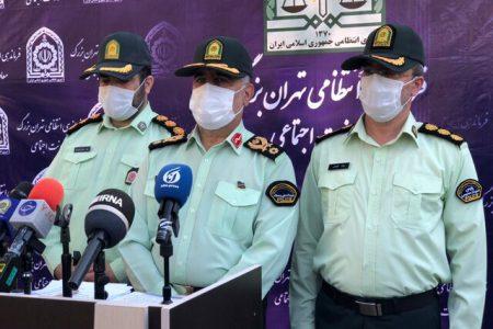 دستگیری ۳۲۰ تن از اراذل و اوباش پایتخت/ برخورد با ۶۵ مرکز قمار و سایت شرطبندی