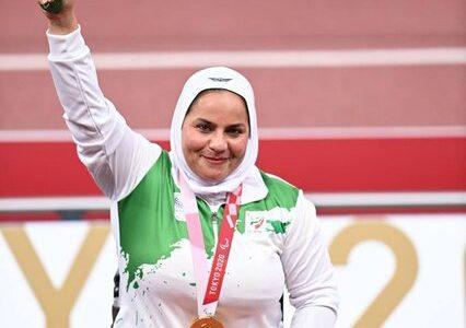 پدر بانوی طلایی خوزستان در پارالمپیک: مدال دخترم از دل محرومیتها است