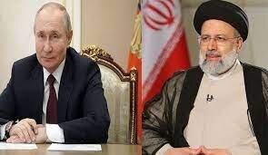 ابراز امیدواری روسای جمهور ایران و روسیه برای دیدار در آینده نزدیک