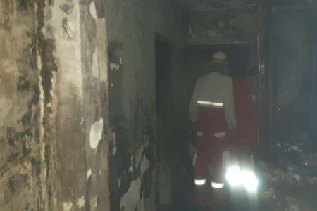انفجار گاز در گلستان اهواز ؛ اعزام تیمهای واکنش سریع و آواربردار به محل حادثه