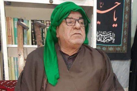 سید ناصر السید هادی ، عضو شورای های دوره اول و دوم اهواز دارفانی را وداع گفت