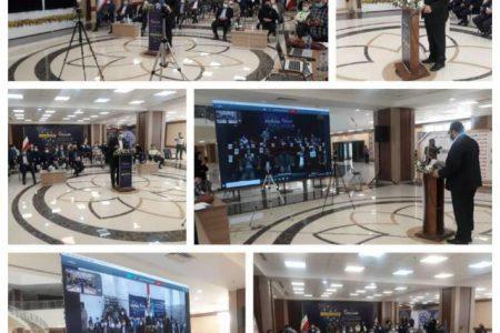 افتتاح مسکن کارکنان شرکت پالایش نفت آبادان با حضور وزیر تعاون کار و رفاه اجتماعی