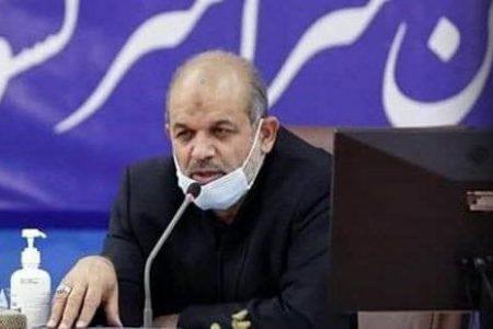 وزیر کشور در معارفه استاندار جدید : خوزستان دروازه کشور ما به دنیای اسلام و جهان عرب است