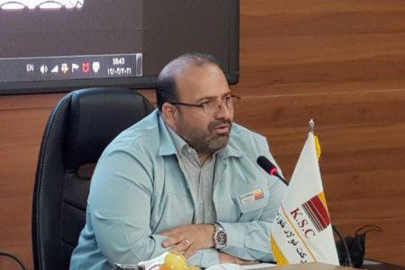 سه طرح عظیم توسعهای شرکت فولاد خوزستان عملیاتی شد