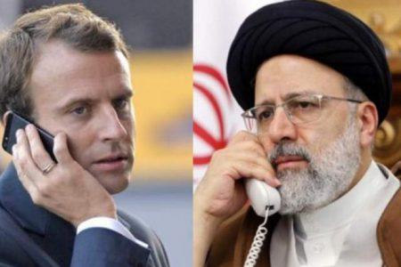 رییس جمهور : ایران از توسعه روابط با فرانسه استقبال میکند
