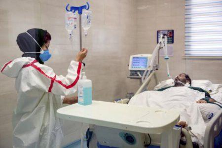 مرگ ۱۹۹ نفر دیگر بر اثر کرونا/۴۷۶۹ بیمار در بخش مراقبتهای ویژه