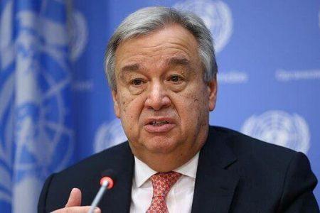 دبیرکل سازمان ملل خواستار توقف فوری خشونتها در لبنان شد