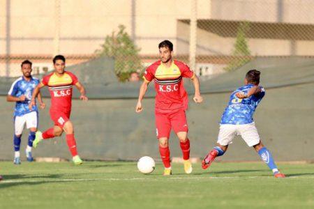 تیم فولاد خوزستان برابر استقلال ملاثانی متوقف شد