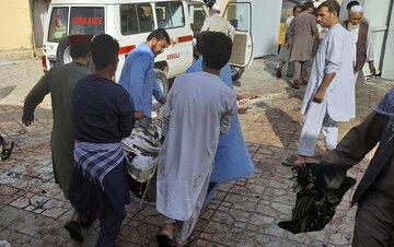وقوع انفجار در مسجد شیعیان در قندهار افغانستان