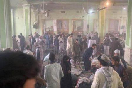 وزارت خارجه حمله تروریستی به مسجد فاطمیه قندهار را به شدت محکوم کرد