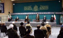 امام خامنهای : دولتهایی که عادیسازی کردند، خطای خود را جبران کنند