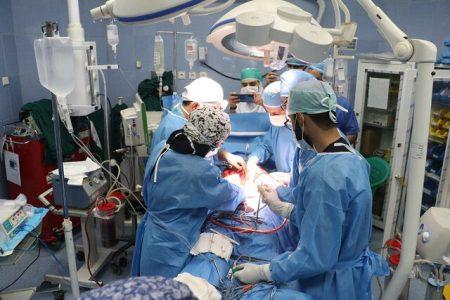 انجام نخستین پیوند موفقیتآمیز قلب در خوزستان