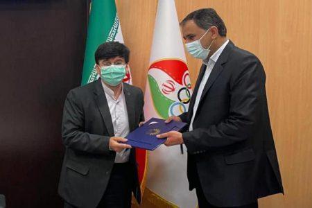سیدکریم حسینی عضو هیات رئیسه فدراسیون ورزش روستایی و بازیهای بومی محلی شد