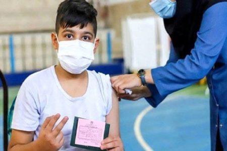 ۳۵ درصد دانش آموزان خرمشهر واکسینه شدند