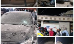 انفجار گاز در مهدیس اهواز باعث تخریب یک واحد مسکونی و مصدومیت ۲ نفر شد